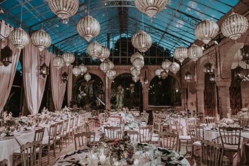 Wedding Marrakech decoration